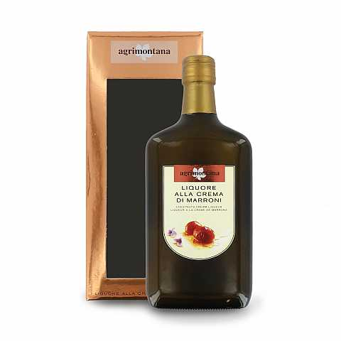 Liquore alla crema di marroni, 700 ml