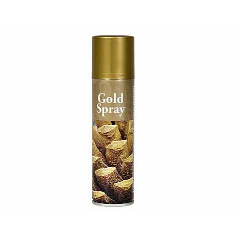 Color Oro Spray 150Ml - Bertoni presepi linea Natale