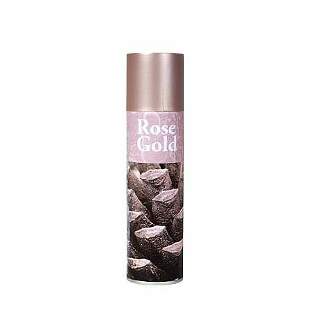 Color Oro Rose' Spray 150Ml - Bertoni presepi linea Natale