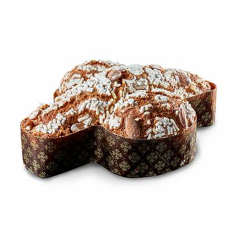 Colomba al gianduia, 1 kg